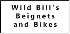 Wild Bill's Beignets and Bikes nashville parking