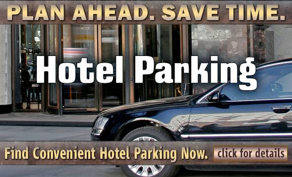 Parking Near The Standard Hotel Nyc